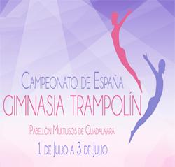 Campeonato de España de Gimnasia Trampolín