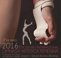 Internacional España-Rumania de Gimnasia Artística Femenina