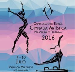 Campeonato de España de Gimnasia Artística Masculina y Femenina