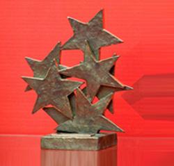 """Sandra Aguilar Navarro """"Premio siete estrellas"""" de la Comunidad de Madrid"""