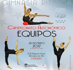 Campeonato Autonómico por Equipos de Gimnasia Rítmica