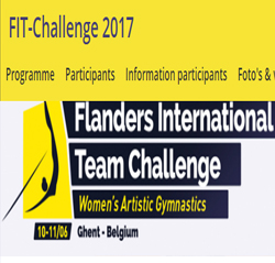 FLANDERS INTERNATIONAL TEAM CHALLENGE