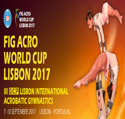 International Acrobatic Gymnastics – LIAG International CUP