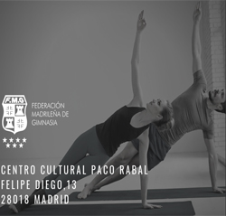 """Clases en el """"Centro Cultural Paco Rabal"""""""