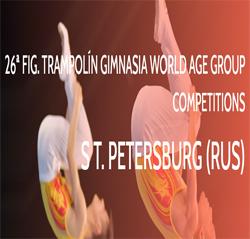 Mundial por edades de Gimnasia Trampolín