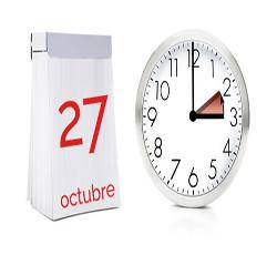 Cambio de Hora Octubre´19