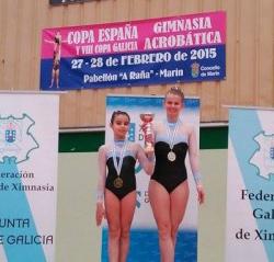 IX Copa Galicia Internacional y II Torneo Promesas Jico de Gimnasia Acrobática
