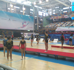 Final Campeonato de España de Gimnasia Trampolín