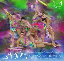 Campeonato de España de Conjuntos de Gimnasia Rítmica