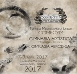 Torneo Mediterráneo Junior COMEGYM