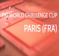 Copa del Mundo Gimnasia Artística (París)