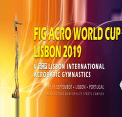 LIAG 2019 Portugal Gimnasia Acrobática